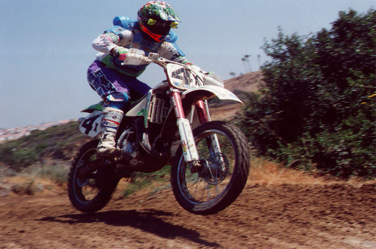 Mike Clancy MX Photo 1