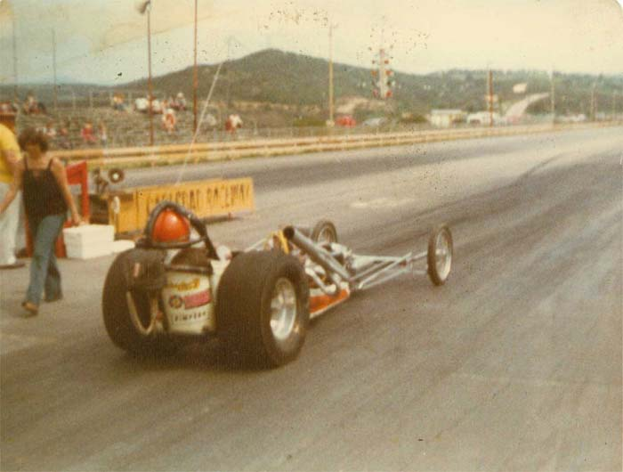 Dragster-Photo
