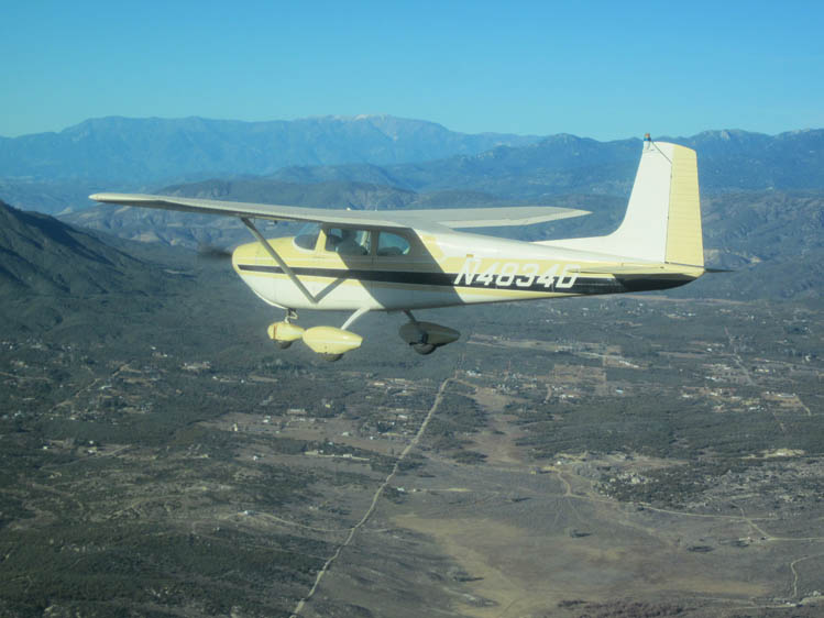 Photo - 12 1958 Cessna 182-2 Now I'm found