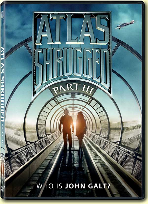 Atlas Shrugged III Who is John Galt? DVD cover