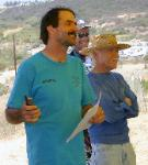 Jeff 'n' Larry Grismer Last Rider's Meeting Ever Aug 8, 2004