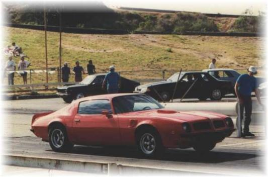 Terry Embry 1974 Trans Am at Carlsbad Raceway-1